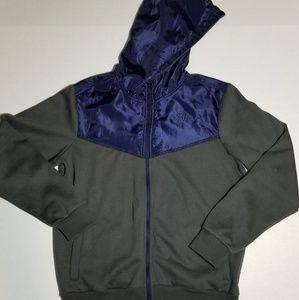 Kappa vatera Soft Fleece Jacket| sz L | ⁵⁵Zipup